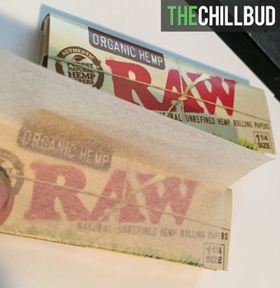 Raw-Paper-Transparency