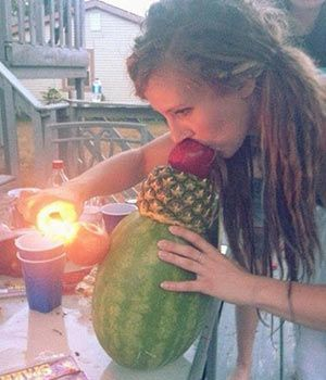 Insane-homemade-watermelon-bong