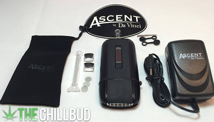 DaVinci-Ascent-vaporizer-review-and-unboxing