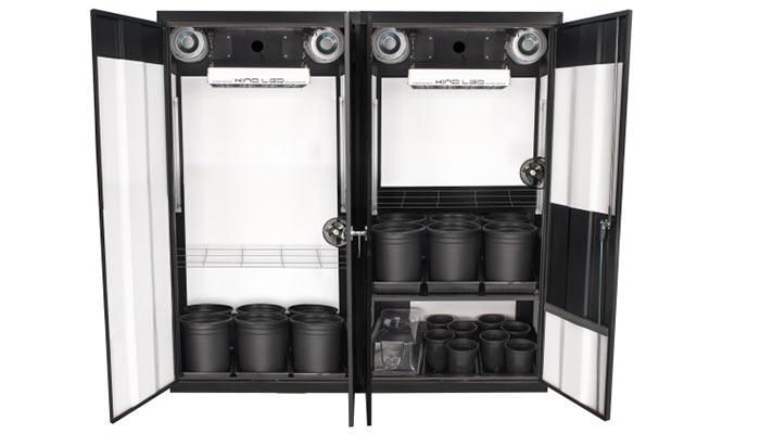 Cannabis-grow-cabinet