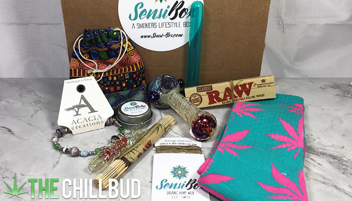 Monthly Subscription Boxes The Chill Bud