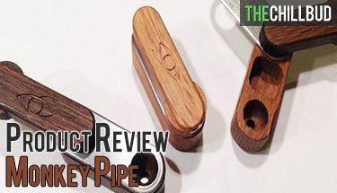 Product Review Monkey Pipe The Chill Bud