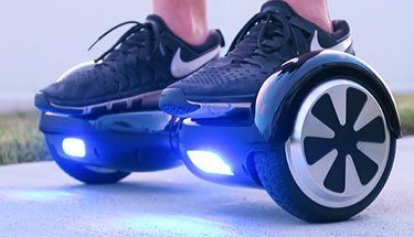2-wheeled-segway-hoverboard