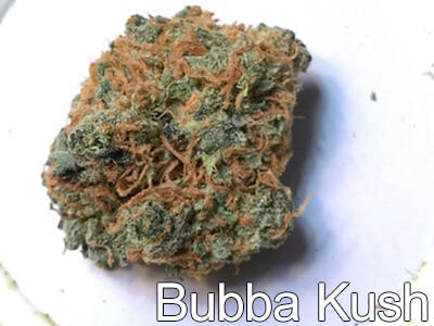 Bubba-Kush-cannabis-strain-for-bed-time