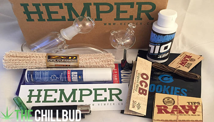Hemper-Subscription-Box-Opening-and-Review