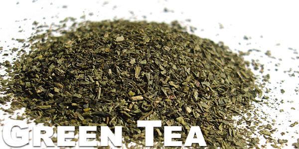Smoking-green-tea