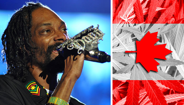 Snoop-Dogg-Partners-with-Canada's-Tweed-Inc.
