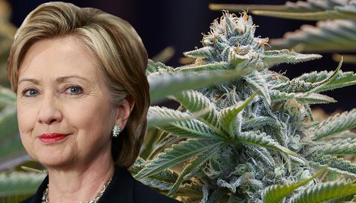 Hillary-Clinton-Clarifies-Position-on-Cannabis-Legalization