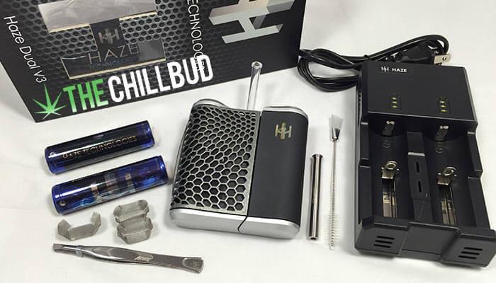Unbox-and-review-Haze-Dual-V3-Vaporizer
