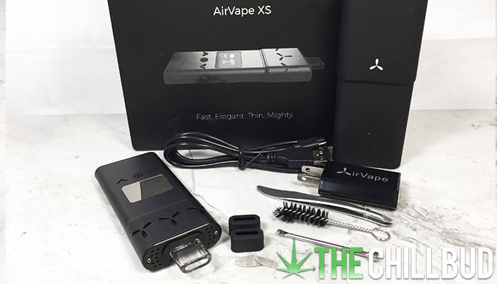 Airvape-XS-unboxing-and-review