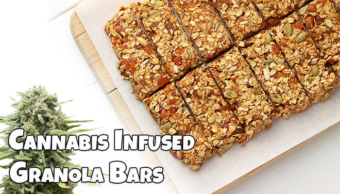 Cannabis-Infused-Granola-Bar-Recipe